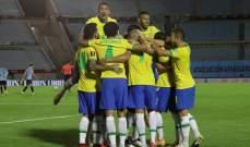 تصفيات مونديال 2022: البرازيل الارجنتين فنزويلا والاكوادور يفوزون وباراغواي تتعادل