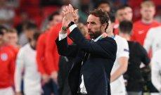 الاتحاد الإنكليزي يأمل في بقاء ساوثغايت بعد مونديال قطر
