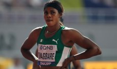 أولمبياد طوكيو: استبعاد العداءة النيجيرية أوكاغباري بسبب المنشطات