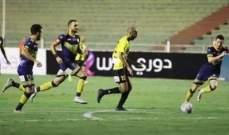 الدوري المصري: المقاولون العرب يتخطى الانتاج بثنائية