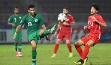 السعودية تسقط سوريا ليتأهلا إلى ربع نهائي آسيا تحت 23 عام وإقصاء قطر