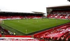 السلطات الإسكتلندية تستنفر وتوقف مباراة بعد تسجيل إصابات بكورونا