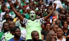 ودياً - مصر تسقط امام نيجيريا بهدف نظيف