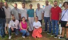 لجنة ادارية جديدة لنادي عمشيت الرياضي