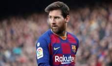 ميسي: في ذلك الوقت أردت حقًا مغادرة برشلونة