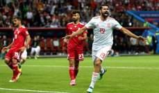 كوستا يتوج بجائزة افضل لاعب في مباراة اسبانيا وايران