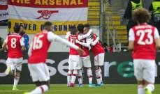 تقييم اداء لاعبي مباراة أينتراخت - أرسنال