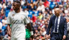 دور جديد لفينيسيوس مع ريال مدريد
