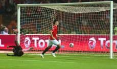امم افريقيا للشباب: مصر الى نصف النهائي بعد فوزها على الكاميرون