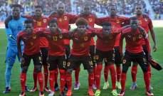 مدرب أنغولا يحذر منتخب تونس