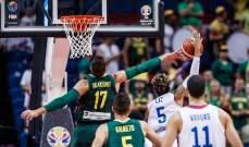 مونديال السلة: اليونان تهزم جمهورية تشيك والأردن تفوز أمام السنغال