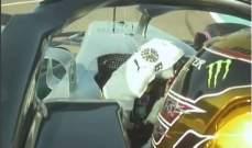 الفورمولا 1 تؤنّب لويس هاميلتون
