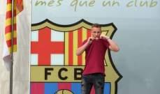 ارثر ميلو : أتطلع للعب أمام ريال مدريد