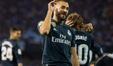 ريال مدريد يعود من سلتا فيغو بثلاث نقاط تعيده الى خارطة المنافسين على الليغا