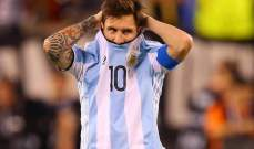 لماذا فشل ميسي في تحقيق الألقاب مع الأرجنتين؟