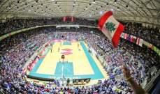 لبنان يتعملق ويهزم الاردن بحضور جماهيري غفير