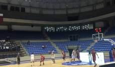البطولة الدولية في كرة السلة : لبنان يتخطى قطر بسهولة