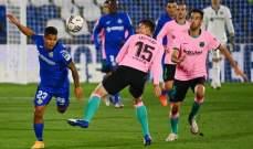 برشلونة يعمل على تمديد عقد لينغليت حتى 2023