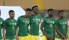 مدرب جنوب افريقيا: حلم الاولمبياد لم يتبخر