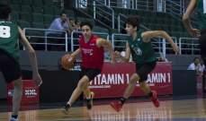 دوري جونيور NBA-LAU في كرة السلة : نتائج مباريات الجولة الثانية