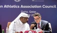 دحلان يحافظ على رئاسة الاتحاد الاسيوي لالعاب القوى