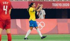 طوكيو 2020: مواجهات ربع نهائي كرة القدم للسيدات