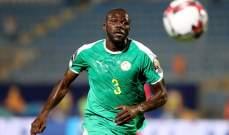 السنغال تفقد مدافعها كوليبالي امام الجزائر في النهائي القاري