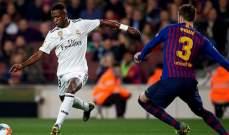 فينيسيوس يتفوق على نجوم ريال مدريد في شهر شباط