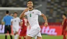 علي عدنان : منتخب العراق سيقاتل لمواصلة حلمه