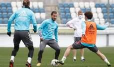 اخبار سعيدة لـ ريال مدريد قبل مواجهة هويسكا