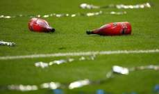 الاتحاد الانكليزي يمنع الكحول في احتفالات تتويج كأس الاتحاد