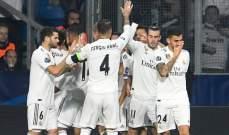 تقييم اداء لاعبي مباراة ريال مدريد - فيكتوريا بالزن