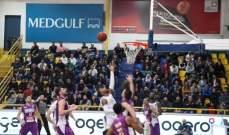 خاص: الهومنتمن الفريق الأكثر تسجيلا في المرحلة الثالثة عشر من الدوري اللبناني لكرة السلة