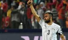 احمد المحمدي أفضل لاعب في مباراة مصر وأوغندا