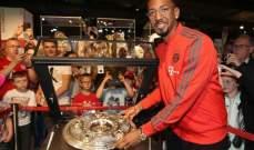 بواتينغ : هدفي هو المشاركة في كأس العالم