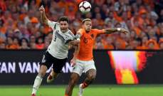 التشكيلة المتوقعة لقمّة ألمانيا - هولندا
