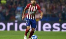 اتلتيكو مدريد يحدد بديل لوكاس هيرنانديز