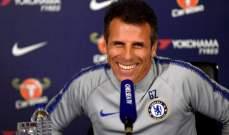 زولا : علينا التركيز على كرة القدم حتى نهاية الموسم الحالي
