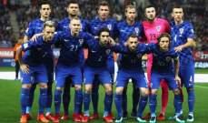 قائمة أولية لمنتخب كرواتيا إستعدادا للمونديال