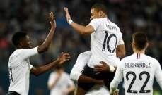 مبابي : سعيد باحرز هدفين أمام روسيا ومن المهم كسر الأرقام القياسية