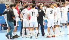 كرة يد: مصر إلى نهائي كأس أفريقيا بعد الفوز على الجزائر