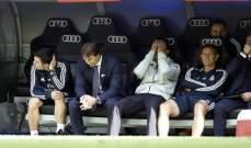 الصحف الإسبانية تهاجم مدرب وإدارة ريال مدريد