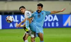 الشارقة يسقط بالتعادل امام دبا في الدوري الاماراتي