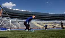 برشلونة يعود للتدريبات استعداداً لانطلاقة الليغا بغياب ميسي ودي يونغ