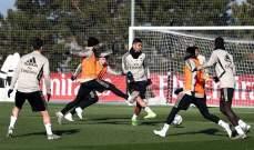 ريال مدريد يستعيد راموس قبل موقعة بلد الوليد