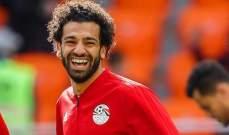 ليفربول يهنئ محمد صلاح ومنتخبه الوطني