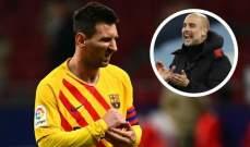 والد غوارديولا: بيب لم يرد إيذاء برشلونة من خلال ضم ميسي