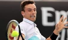 باوتيستا وميلمان يتقدمان في بطولة استراليا المفتوحة