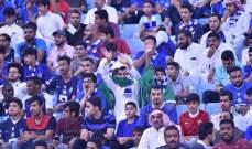الهلال يقضي على الفتح في اللحظة الاخيرة ويعتلي صدارة الدوري السعودي