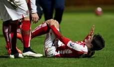 بويان يأمل بالعودة قبل بداية الدوري الممتاز